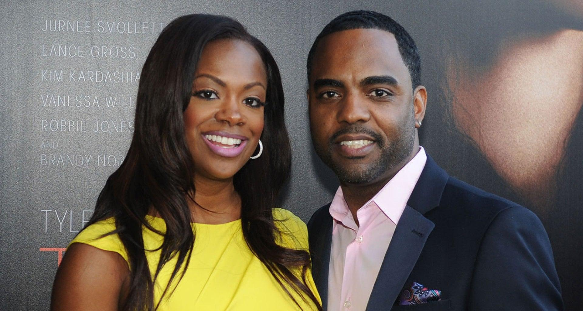 Kandi Burruss Floods Her Social Media Account With Photos From Todd Tucker's Birthday Party