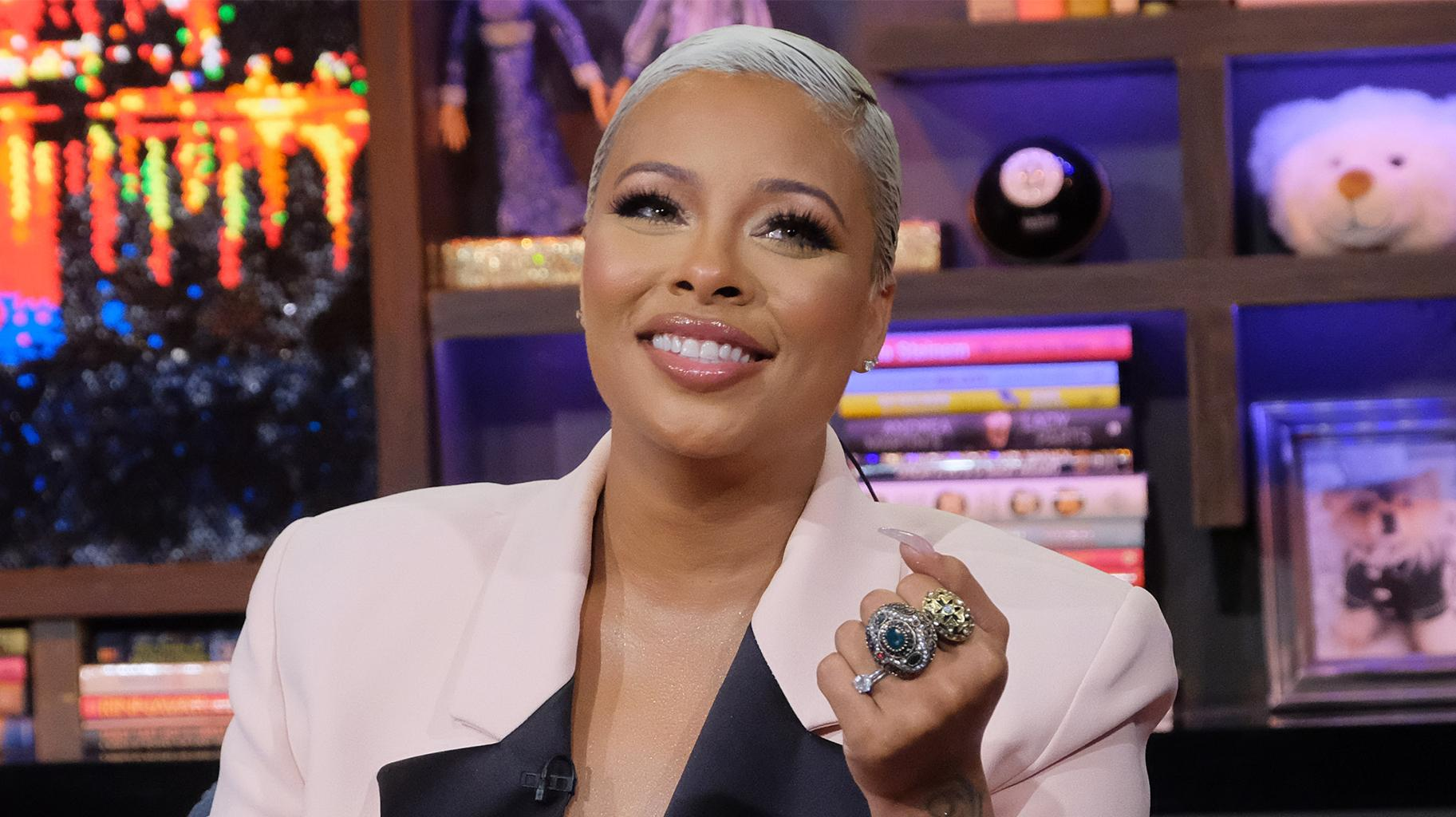 Eva Marcille Took Part In An Important Book Signing