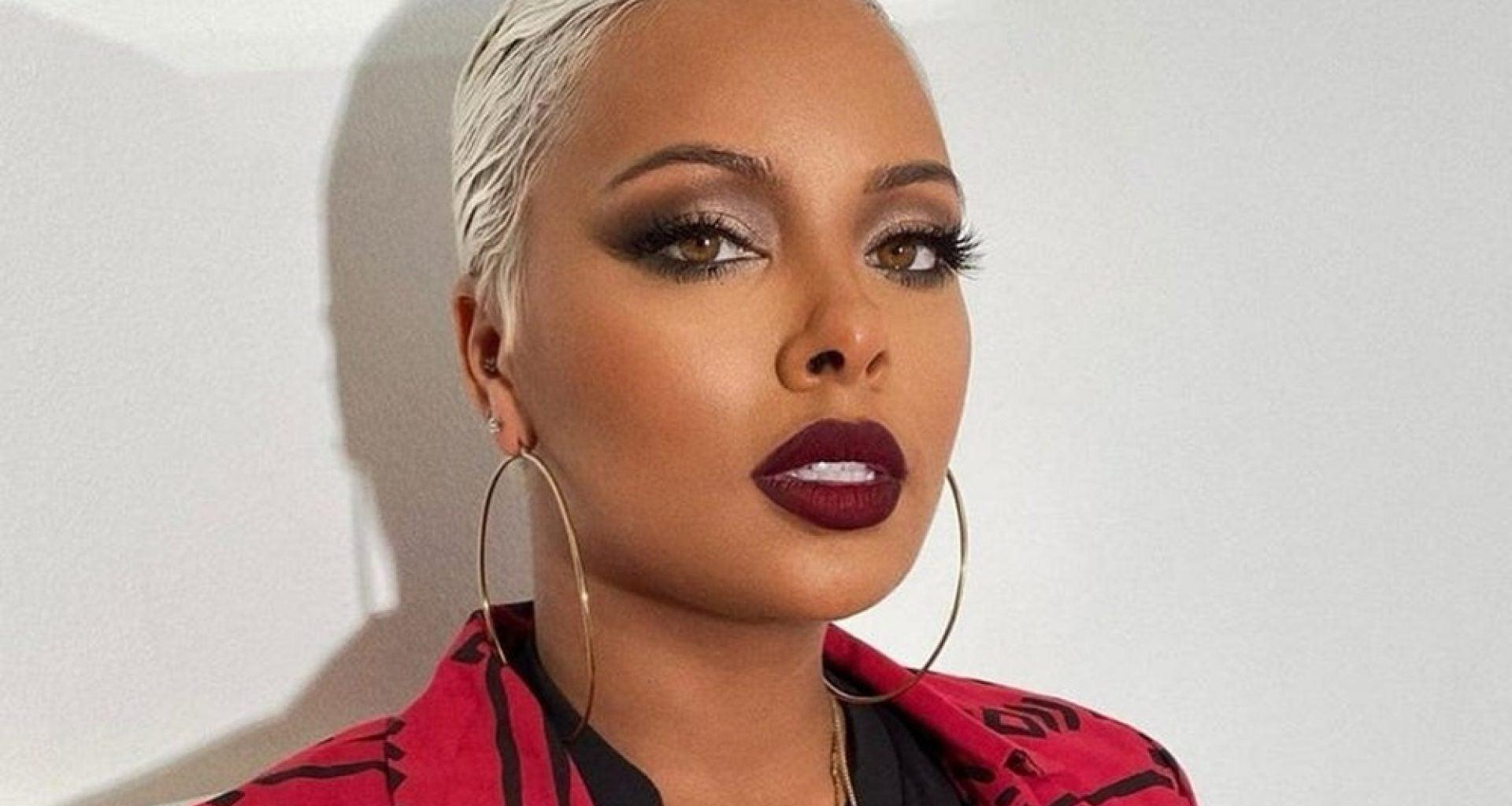 Eva Marcille Promotes This Controversial Message From The BLM Movement