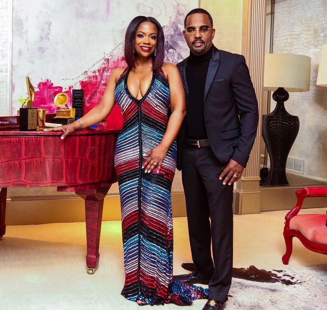 Kandi Burruss Publicly Proclaims Her Love For Todd Tucker For His Birthday - See Her Surprise