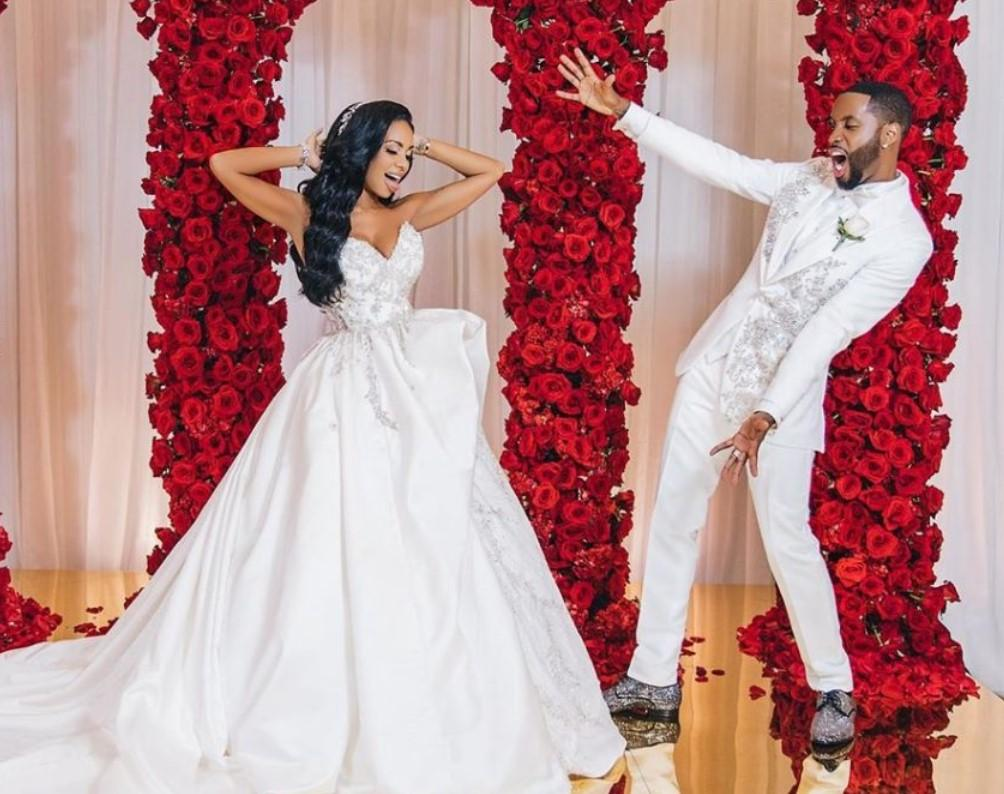 """Erica Mena Defends Safaree After Women Call Him Corny: """"My Man Loves To Enjoy Living His Life"""""""