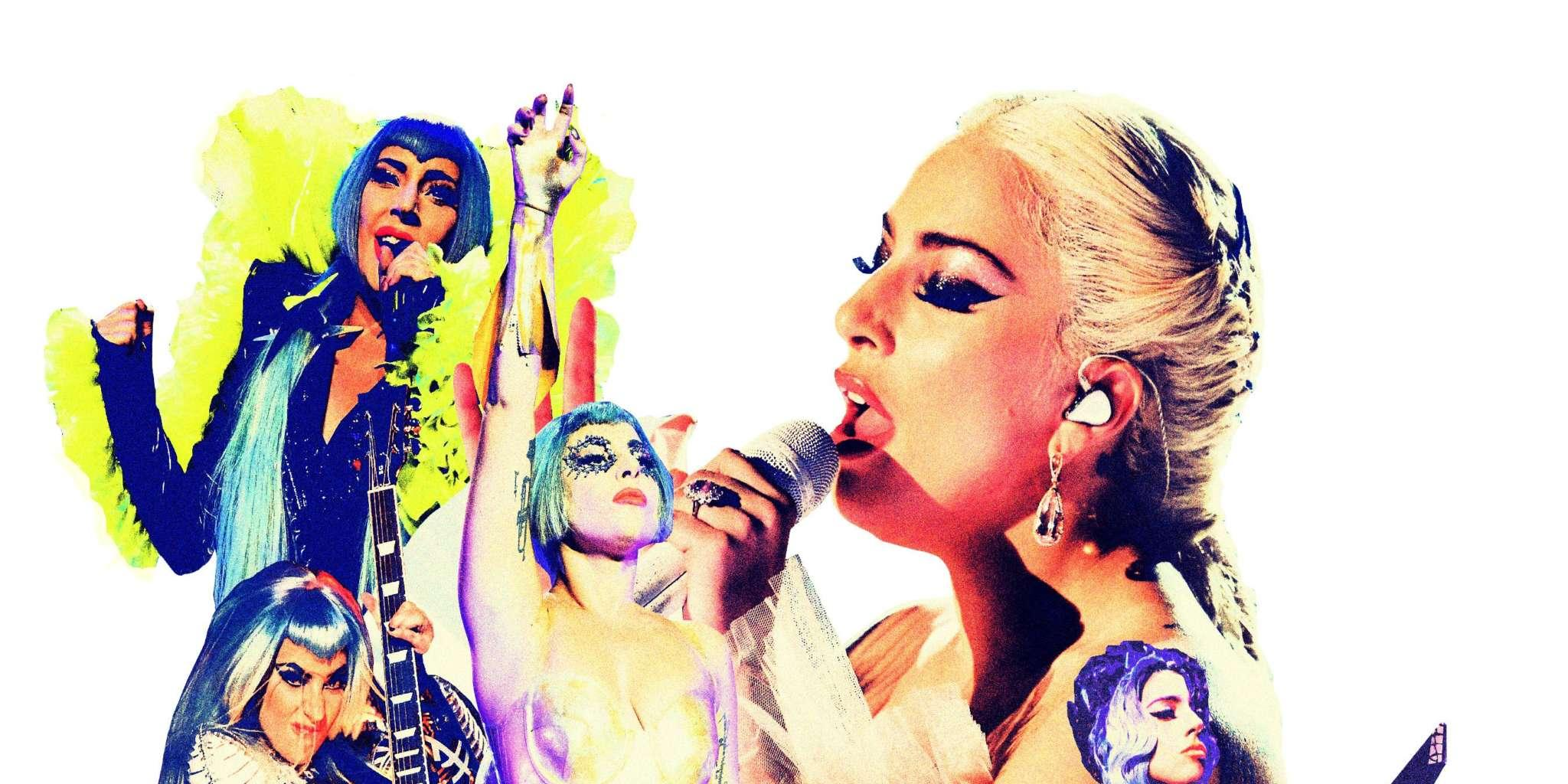 Lady Gaga Resolidifies Her Spot As Queen Of Pop And Accepts The First Ever MTV Tricon Award -- Delivers An Important Message