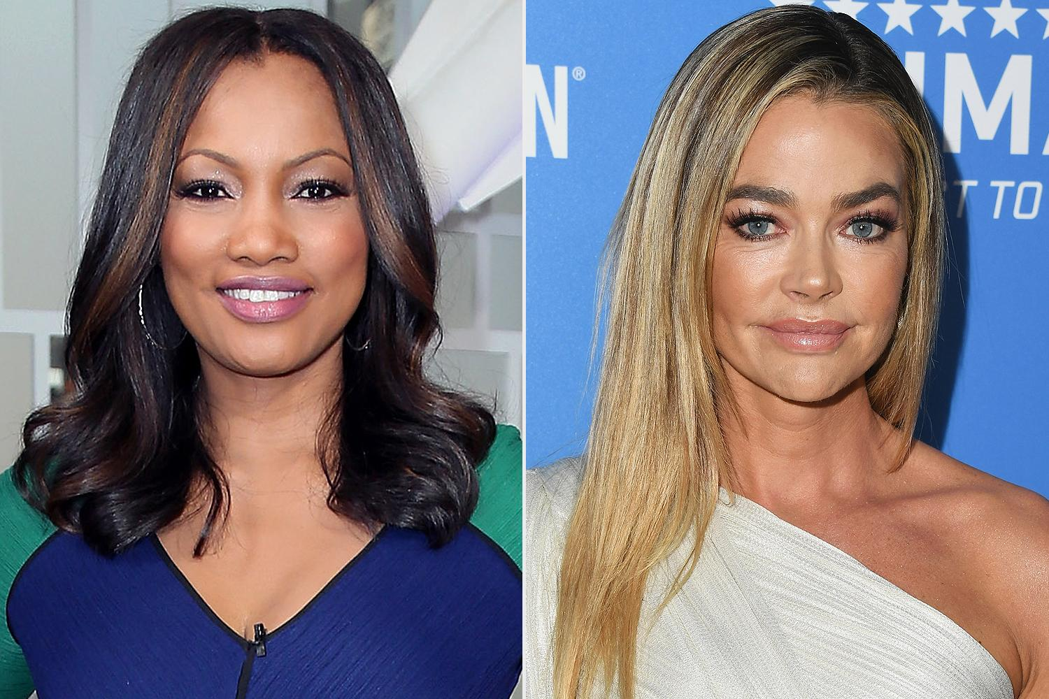Garcelle Beauvais And Denise Richards Won't Return To RHOBH If Either Of Them Decide Not To -- The Ladies Warned Garcelle She Will Be Targeted Next Season