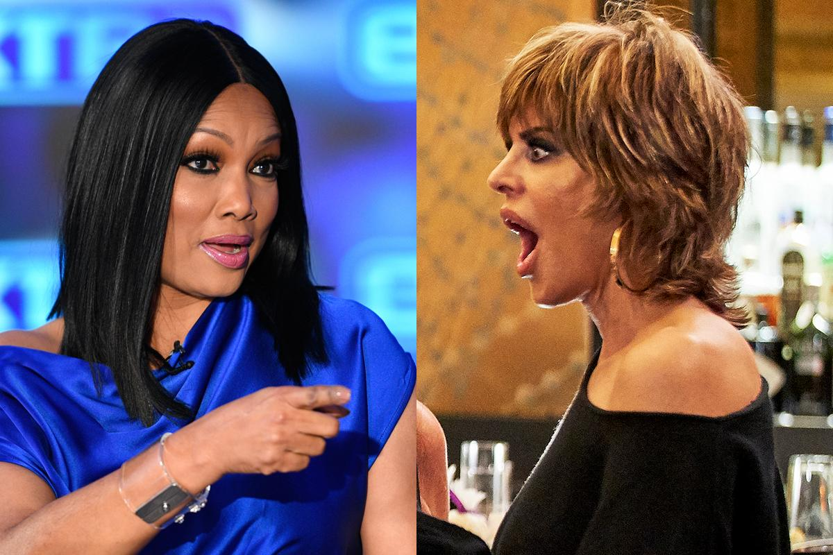 Lisa Rinna Daughter Chimes In After Garcelle Beauvais Commented On Lisa's Skimpy Videos