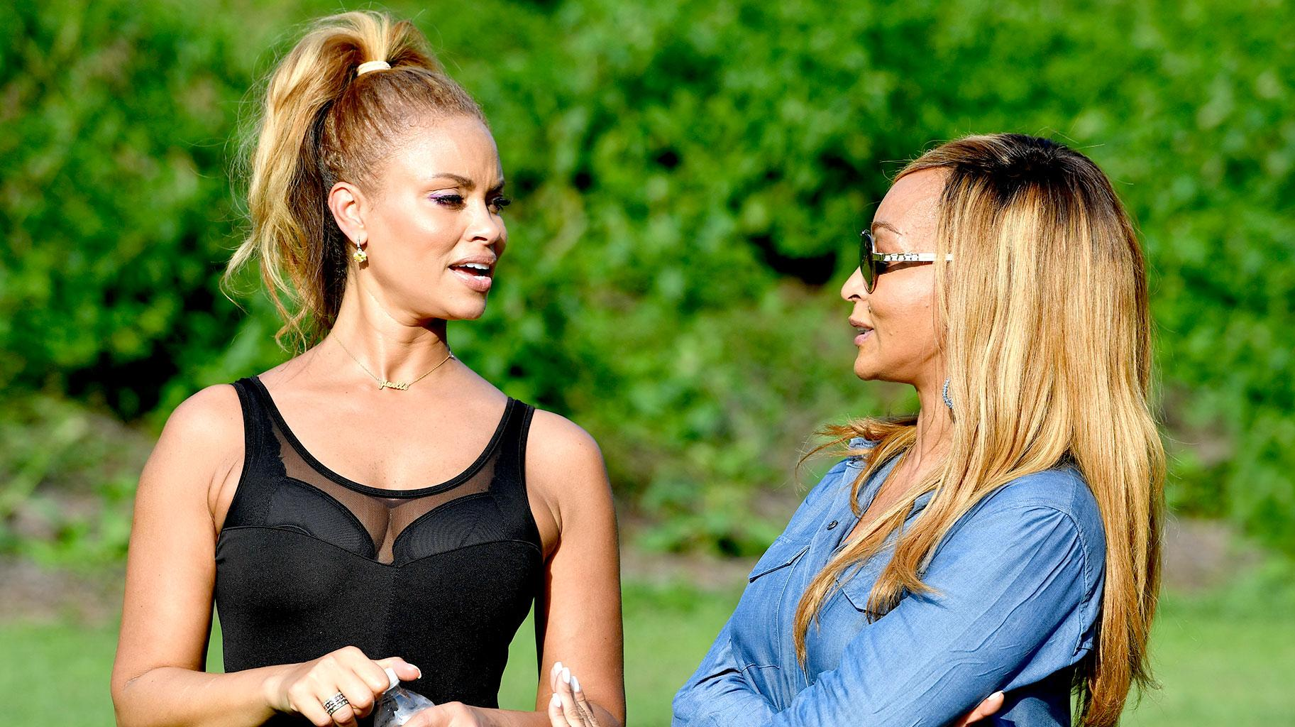 RHOP: Gizelle Bryant Claims She Has Not Talked To Karen Huger For Nearly A Year!