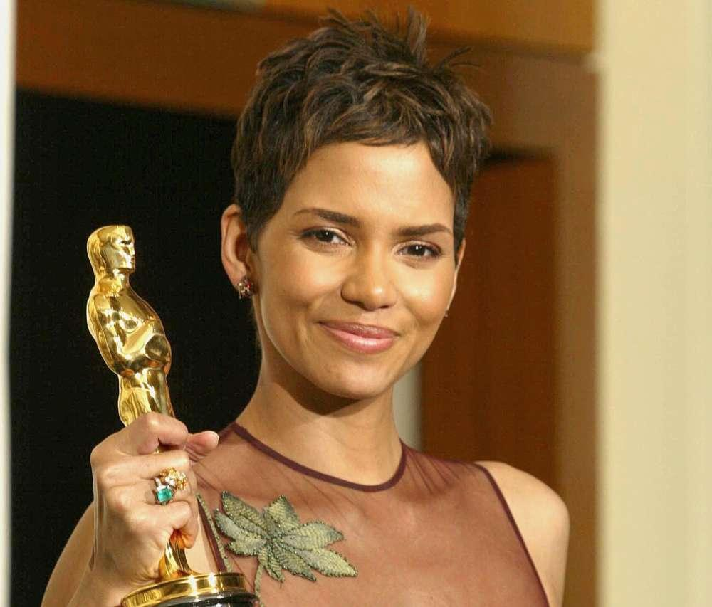 Halle Berry Posts Explicit Photo In Honor Of 'Self-Love'