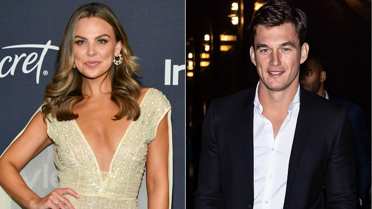 Tyler Cameron Says That 'The Most Terrifying' Part Of The Bachelorette Was Choosing A Ring For Hannah Brown!