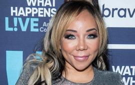 Tiny Harris Also Supports Paul Howard - See Her Message