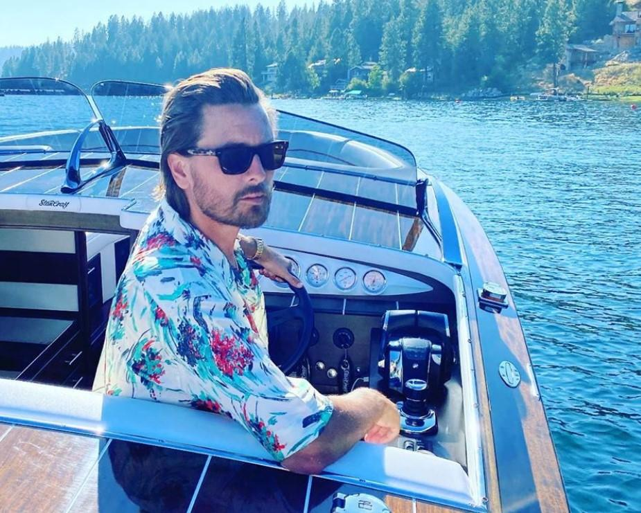 Scott Disick Shares New Photos With His Son Reign, Fans Love His Buzzcut