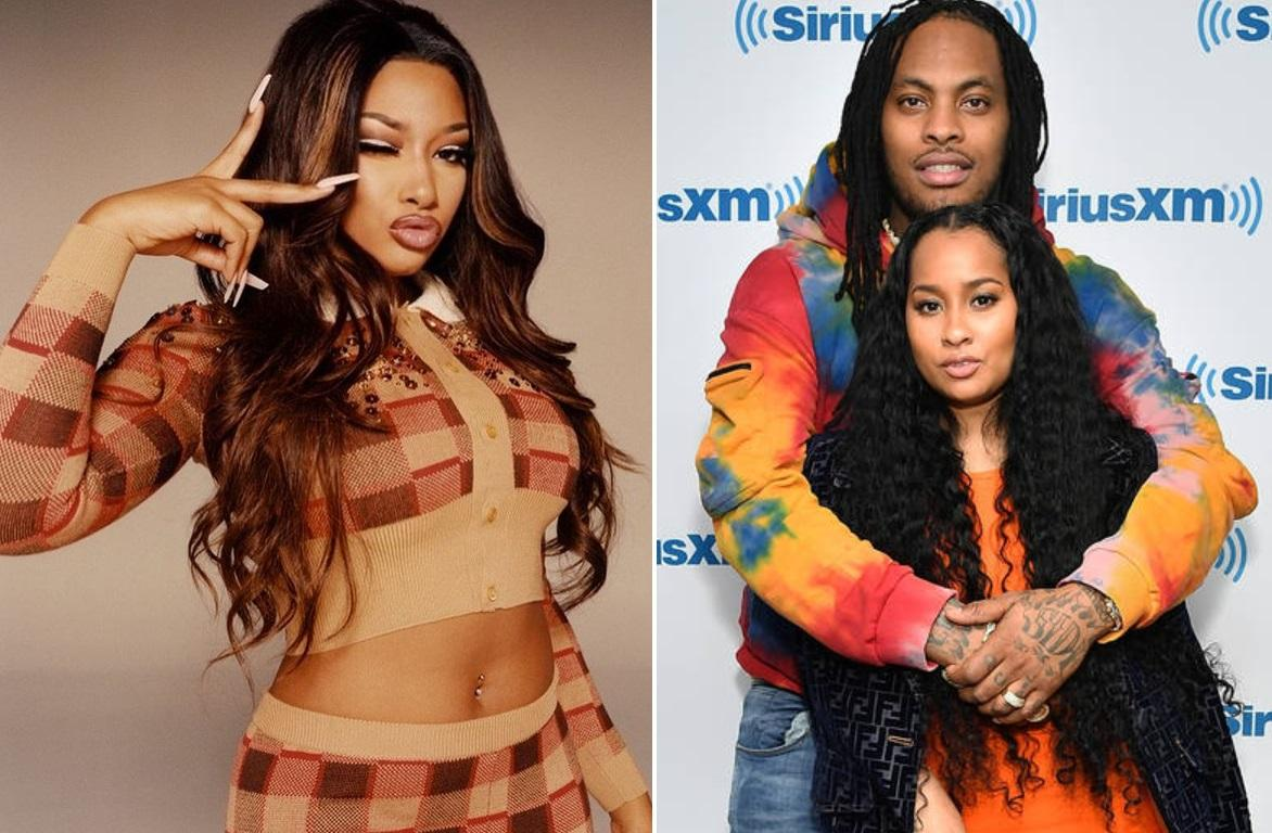 Megan Thee Stallion, Tammy Rivera And Waka Flocka Exchange Confusing Messages, They End Up Apologizing To One Another