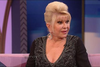 Ivana Trump Spotted On A Vacation In The Hamptons For The First Time In Years