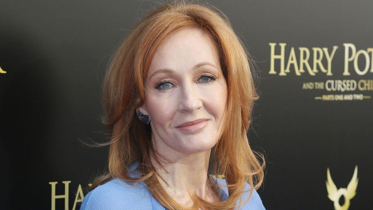 J.K. Rowling Gives Back Human Rights Award And Defends Herself After Kerry Kennedy Comments On Her Transphobic Views