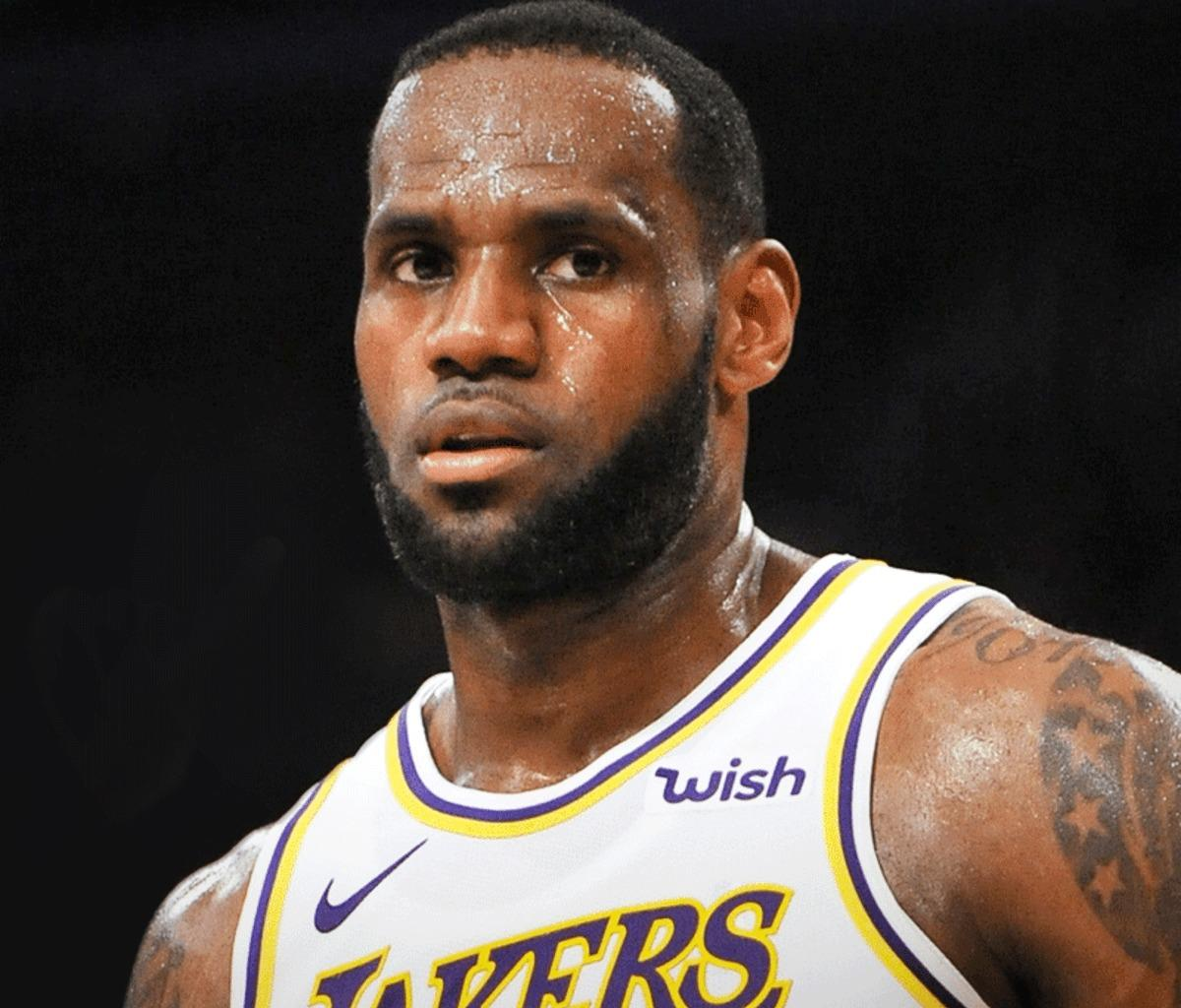 LeBron James Expresses His Frustration After Another Black Man Gets 'Targeted' By Police And Shot 7 Times In The Back!