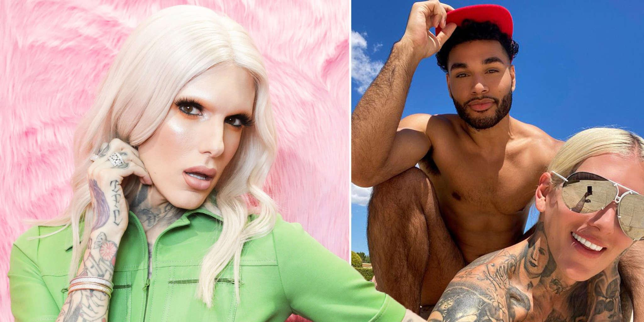 Jeffree Star Responds To Accusations His New Lover Gets A Paycheck For Dating Him!