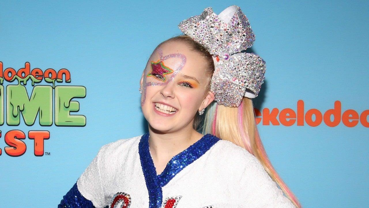JoJo Siwa Looks Unrecognizable After James Charles Gives Her A Makeover!