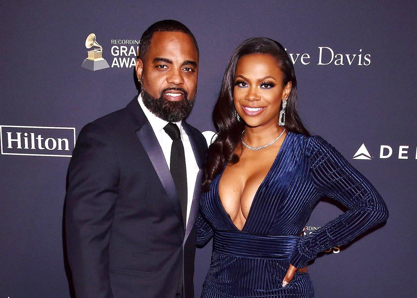 Kandi Burruss And Todd Tucker Have A Surprise For Fans - Check Out Their Date Night Tomorrow
