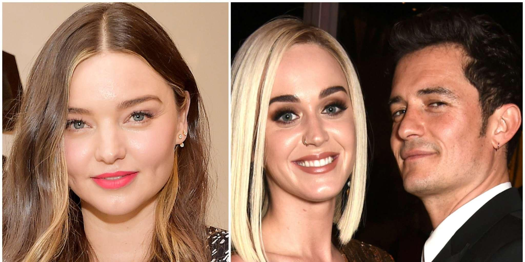 Katy Perry 'Genuinely Friends' With Orlando Bloom's Former Wife Miranda Kerr - She Can't Wait For The Model To Meet Her Baby!