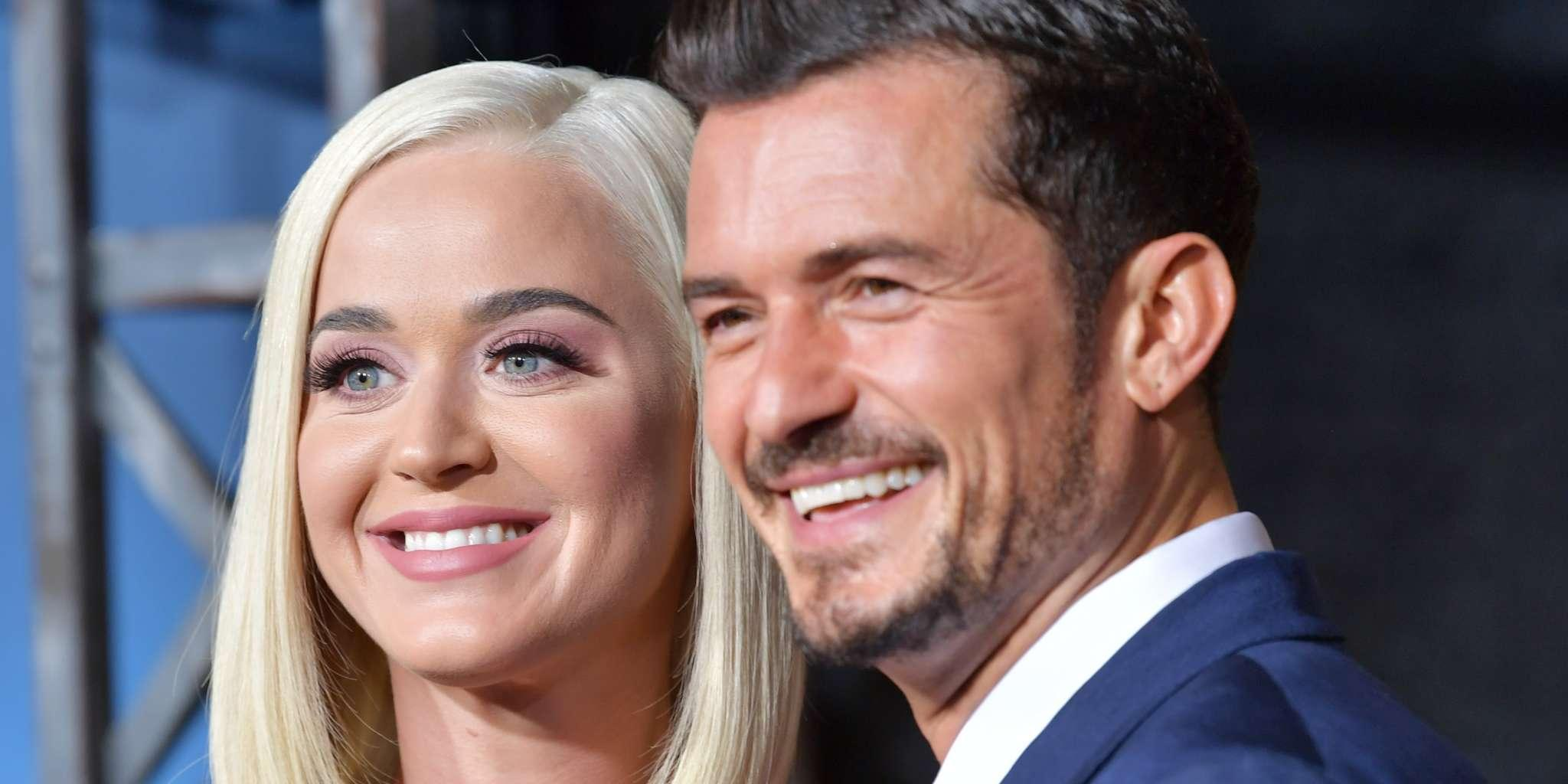 Katy Perry And Orlando Bloom Welcome Their First Child Together - Find Out The Name And Check Out The First Pic!