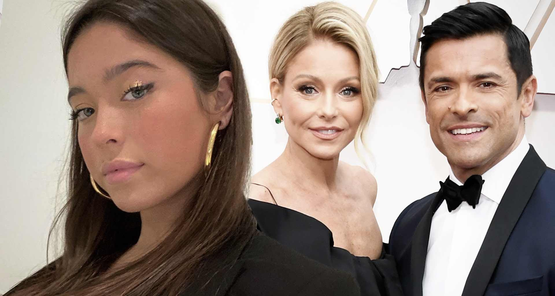 Kelly Ripa's 19-Year-Old Daughter Says Her Mother's Thirst Trap Posts Of Her Dad Mark Consuelos Are 'Disgusting!'