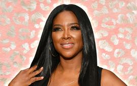 Kenya Moore Was Live With Carlos King And Fans Were Here For It