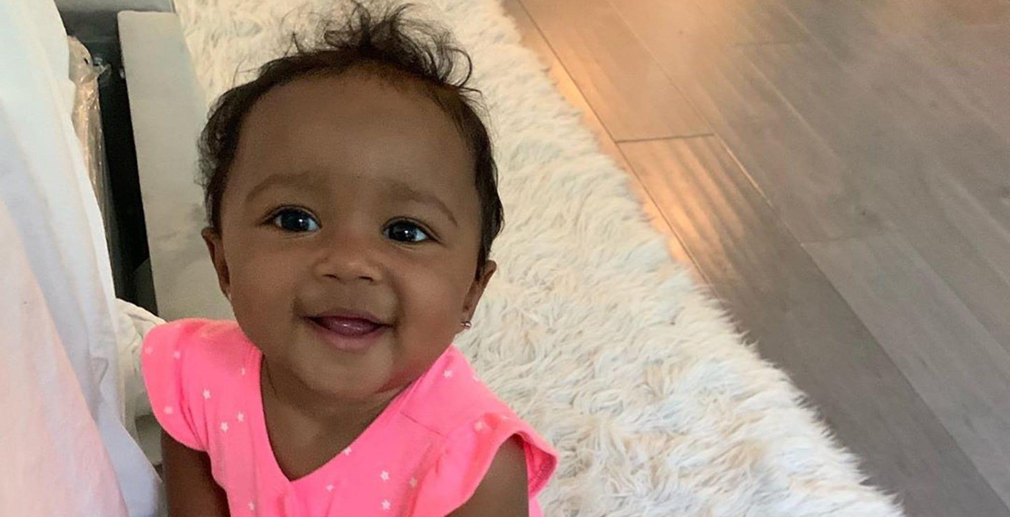 Kenya Moore Melts Fans' Hearts With This Photo Featuring Baby Brooklyn Daly