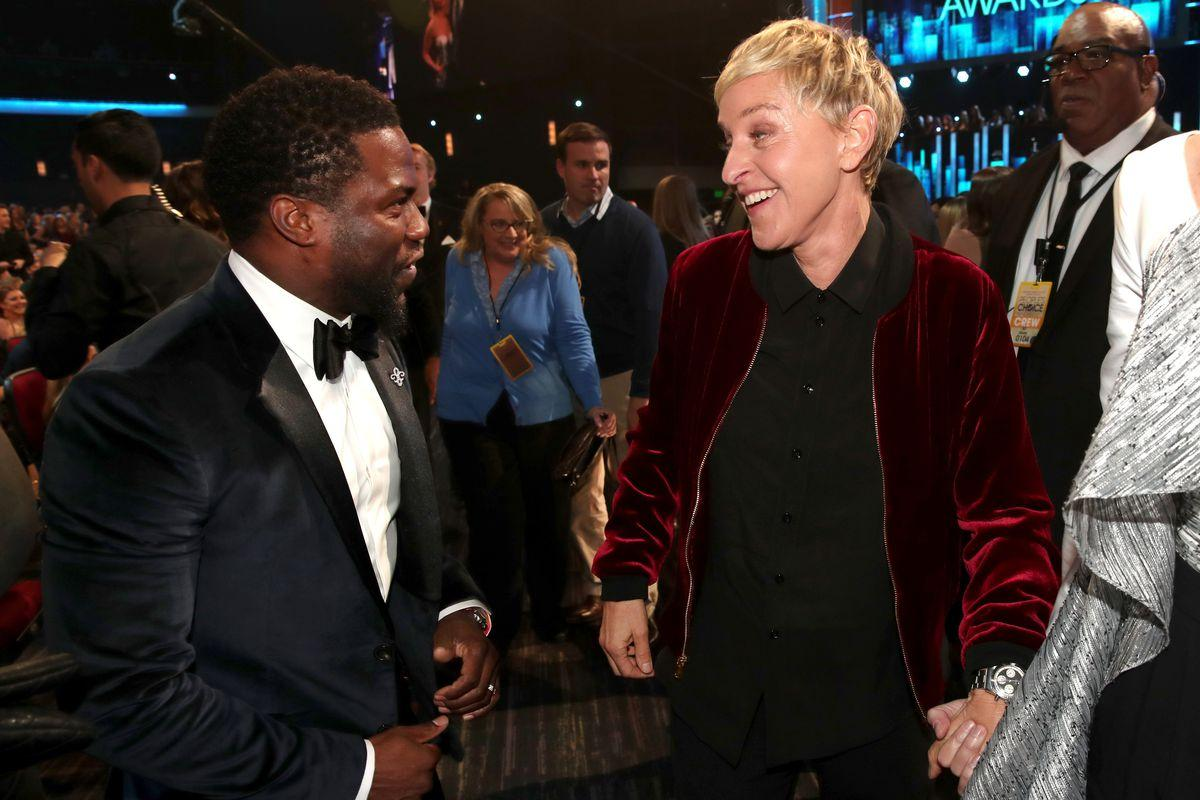 Kevin Hart Speaks On Backlash He's Getting For Supporting Ellen Degeneres -- Reveals He's Been There For Nick Cannon Too