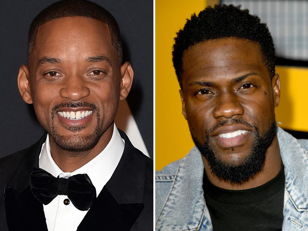 Will Smith And Kevin Hart Will Finally Team Up To Work On A Movie