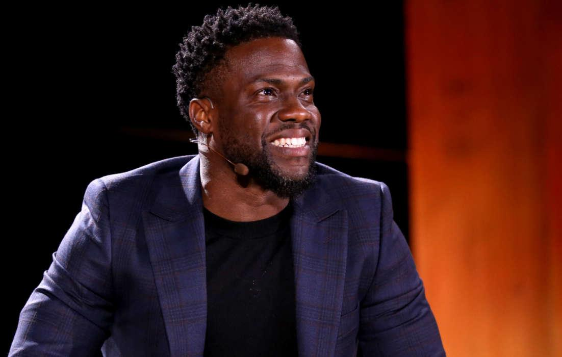 Kevin Hart Says He Contracted COVID-19 At The Same Time As Tom Hanks But Never Told Anyone