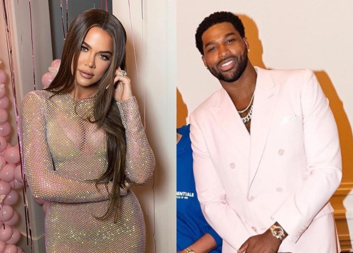Tristan Thompson And Khloe Kardashian Spotted Boarding Kylie Jenner's Private Jet - See The Pics!