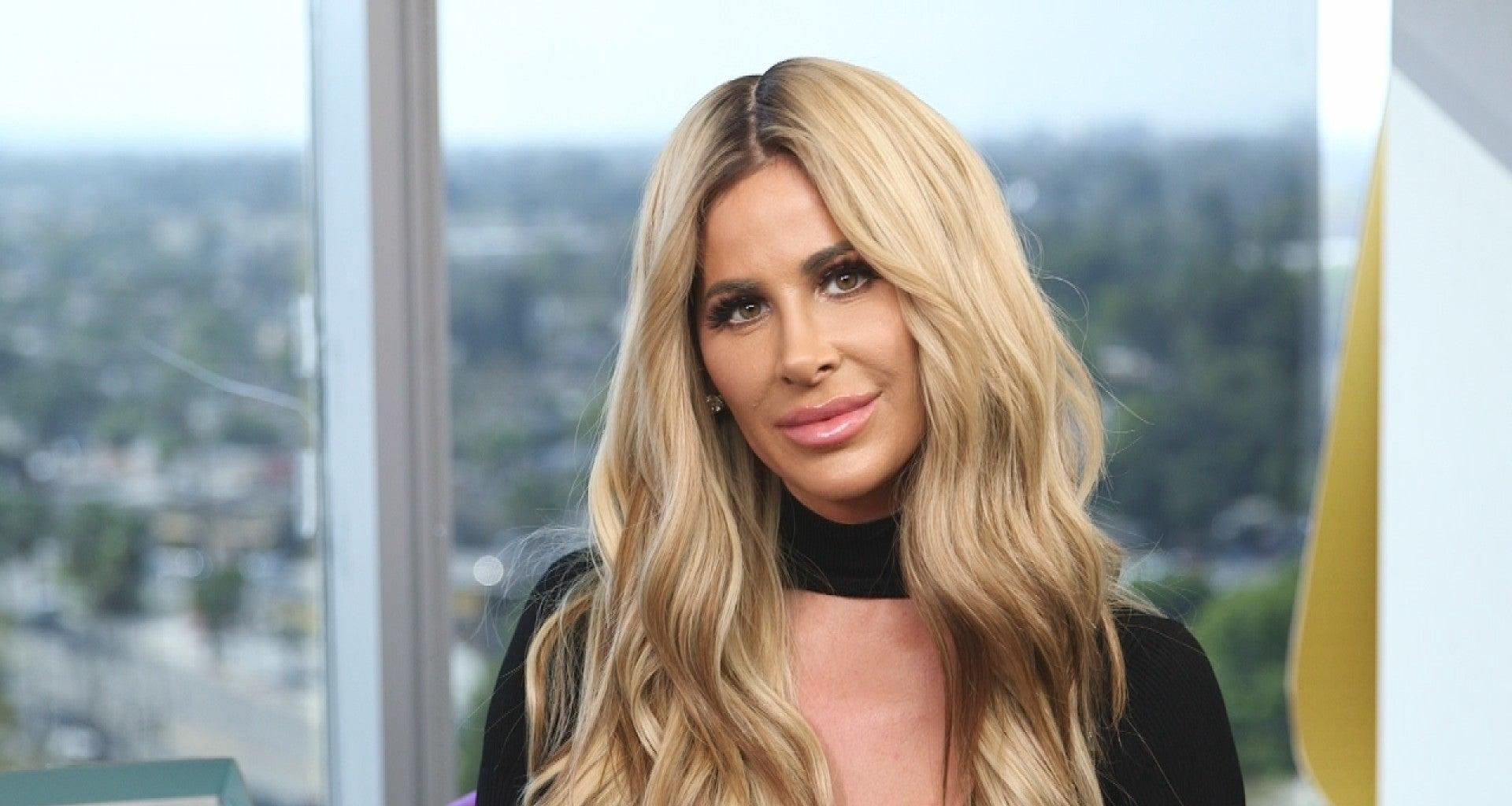 Kim Zolciak Drags Haters Speculating She Altered Her Face During Quarantine - Check Out Her Video!