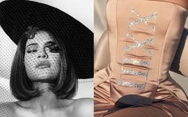 Who Made Kylie Jenner's Birthday Hat, Crystal Corset, And Jewelry? A Look At Her '23' Fashion