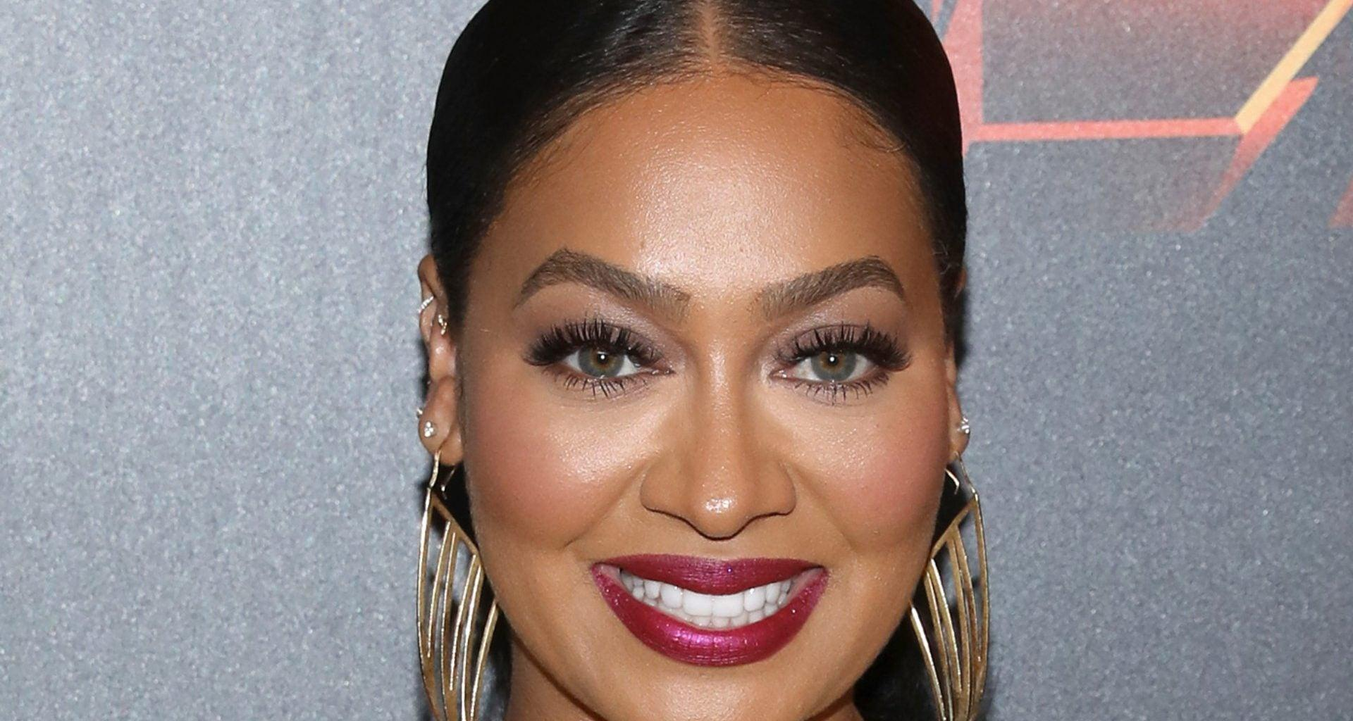 La La Anthony Shows Off Her New Sultry Red Hair In This Video And Fans Are In Love!