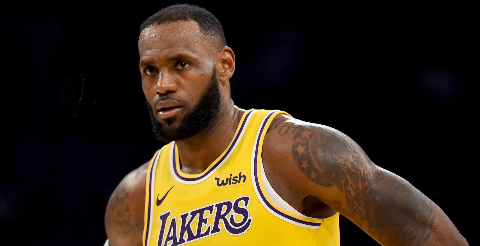 LeBron James Insists That The Cops That Murdered Breonna Taylor Be Put Behind Bars - Wears Hat Mocking MAGA!