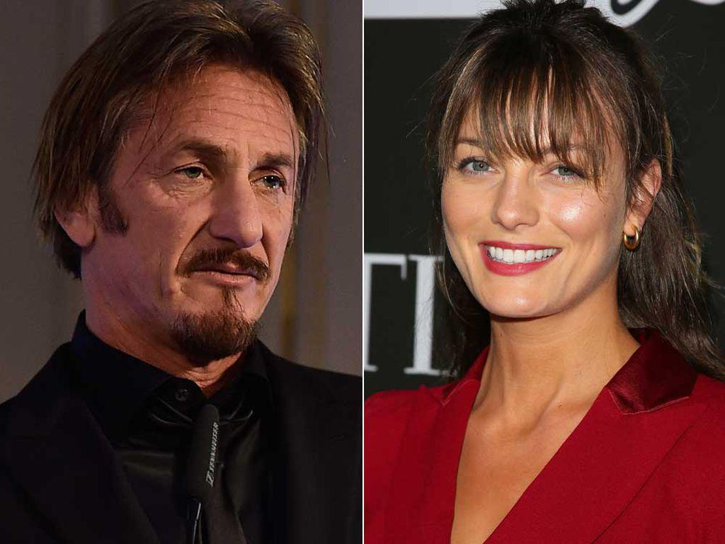 Sean Penn And Much Younger GF Leila George Are Married!