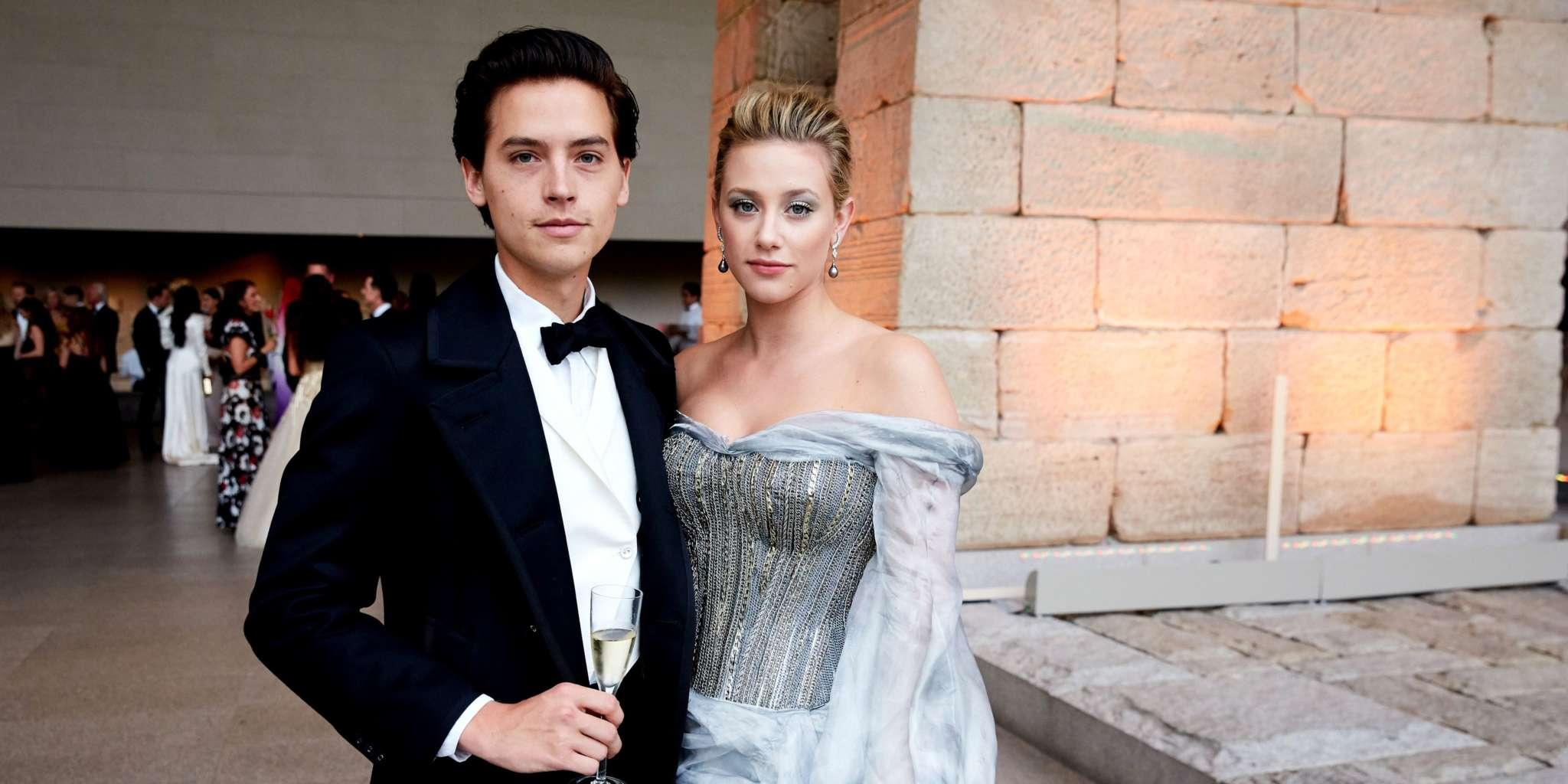 Lili Reinhart Sets Things Straight After 'Clickbait' Headline About Cole Sprouse Split