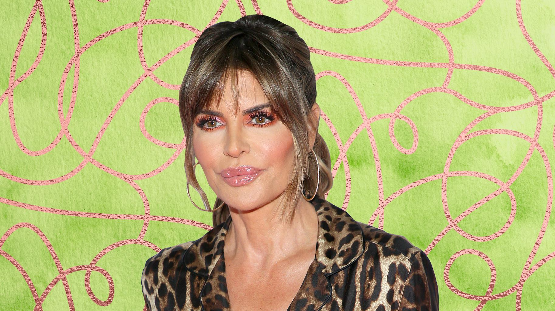 Lisa Rinna Reveals Why She Was Upset About The RHOBH Reunion