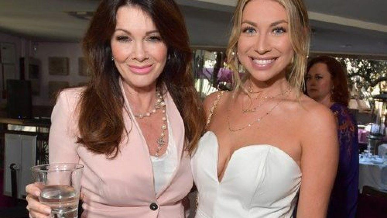Lisa Vanderpump Addresses The Rumors That Stassi Schroeder Is Getting Her Own Spin-Off After Being Fired!