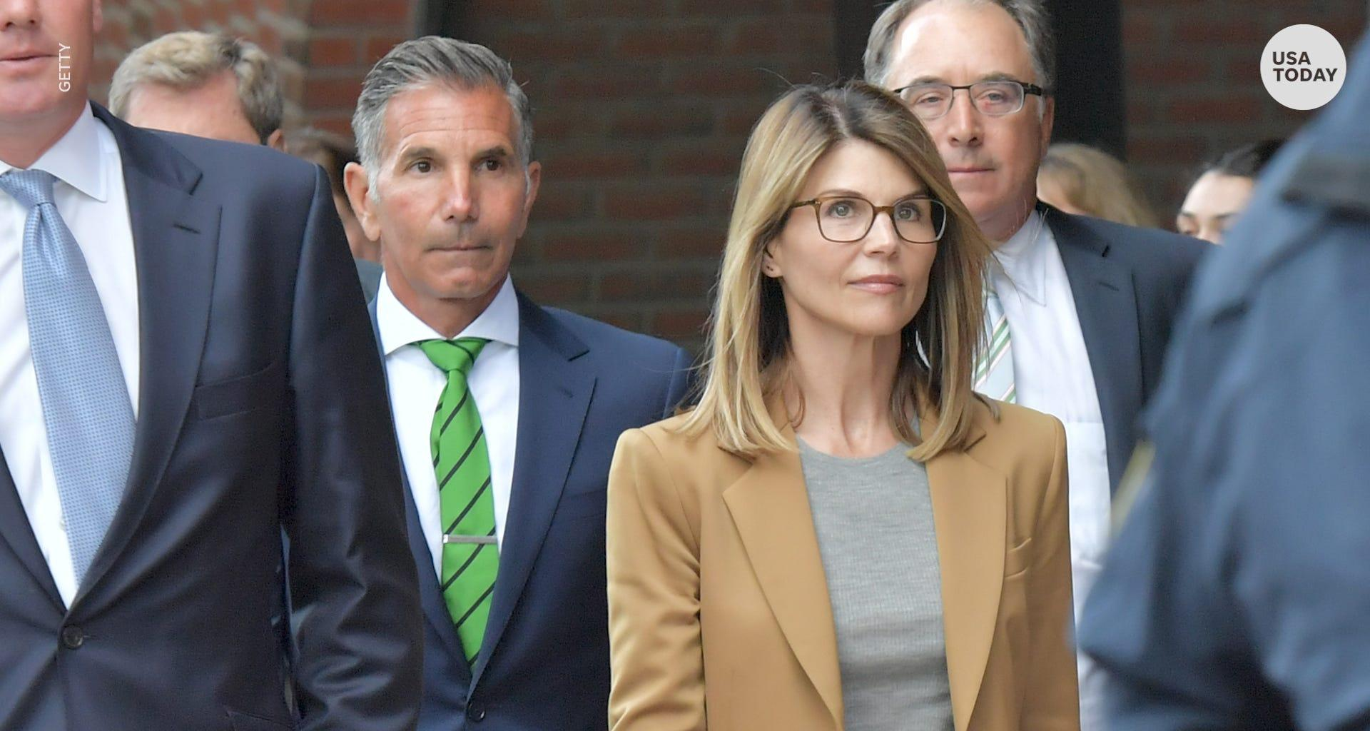 Lori Loughlin And Mossimo Giannulli Reportedly 'Terrified' About Going To Jail Soon