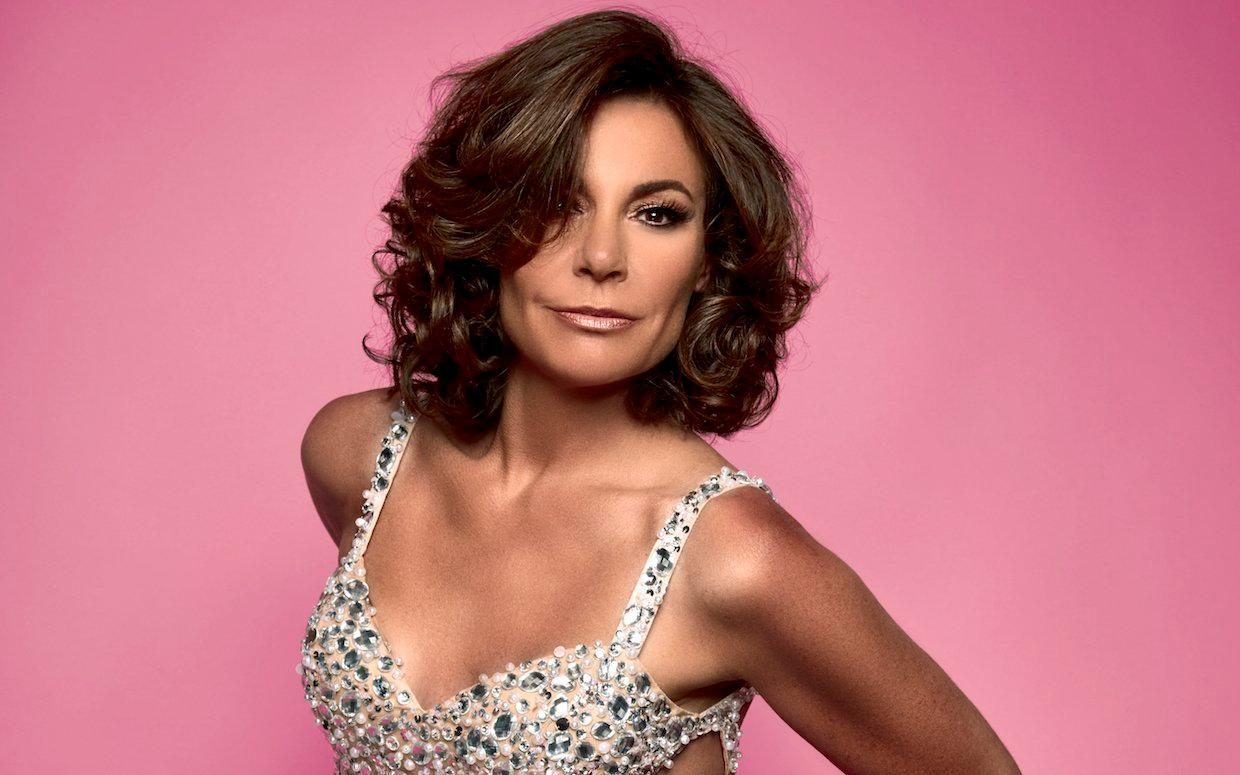 Luann De Lesseps 'Feels Bad' For Denise Richards Because Of Her Hookup Scandal With Brandi Glanville And Reveals What She'd Do In Her Situation!