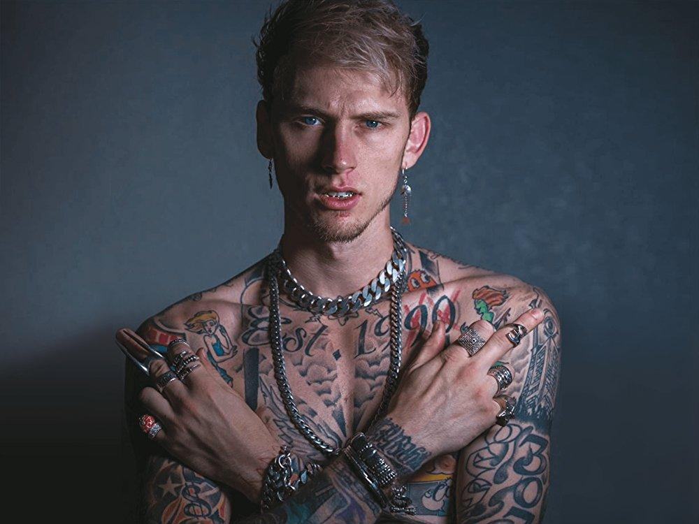 Machine Gun Kelly Stars In Project Power Only To Get Killed In A Bathtub Again!