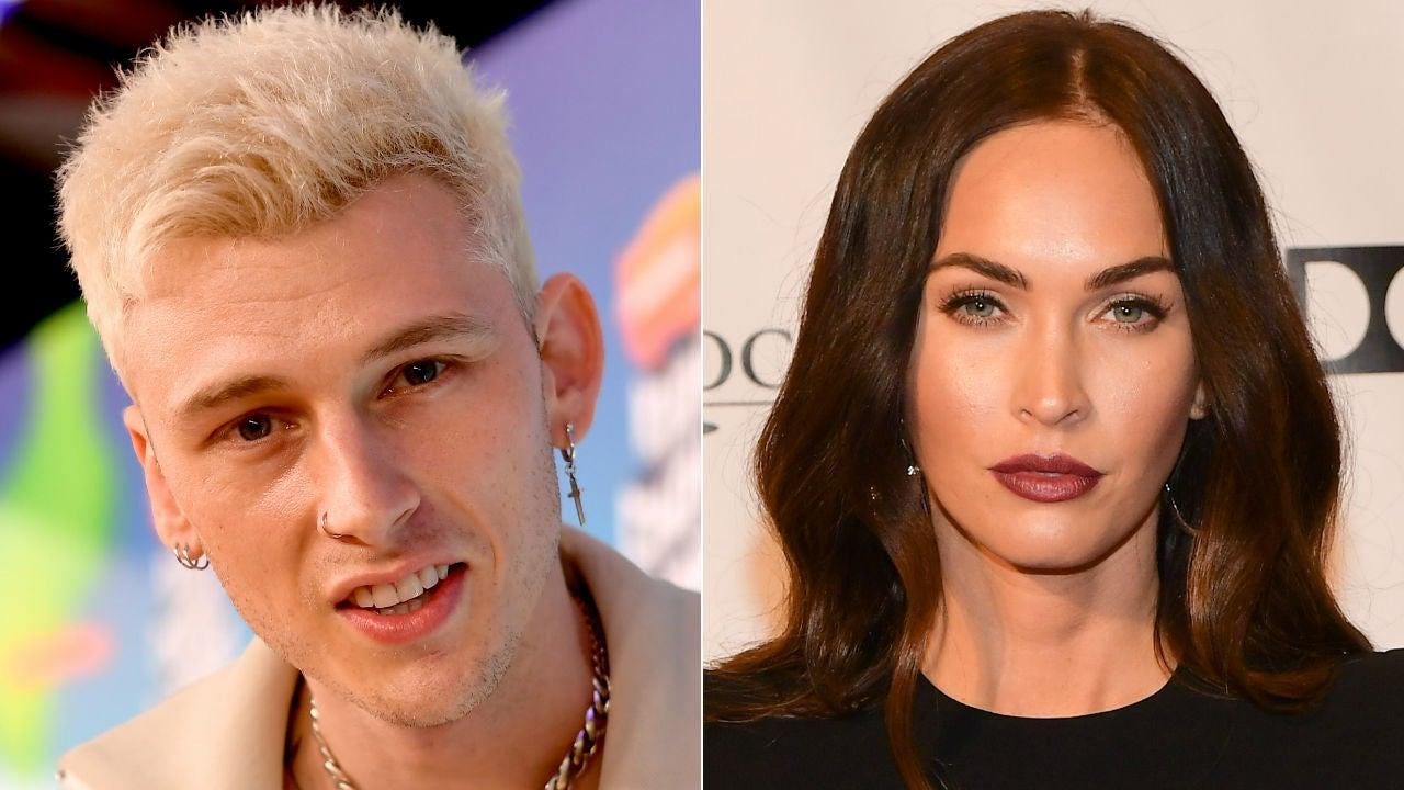 Machine Gun Kelly Discusses Late-Night Snacking With 'Healthy' Megan Fox - Here's Their Go-To!