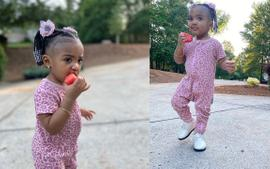 Porsha Williams' Daughter Pilar Jhena McKinley Started A New Trend That's Beyond Everyone's Fashion Level - See The Video