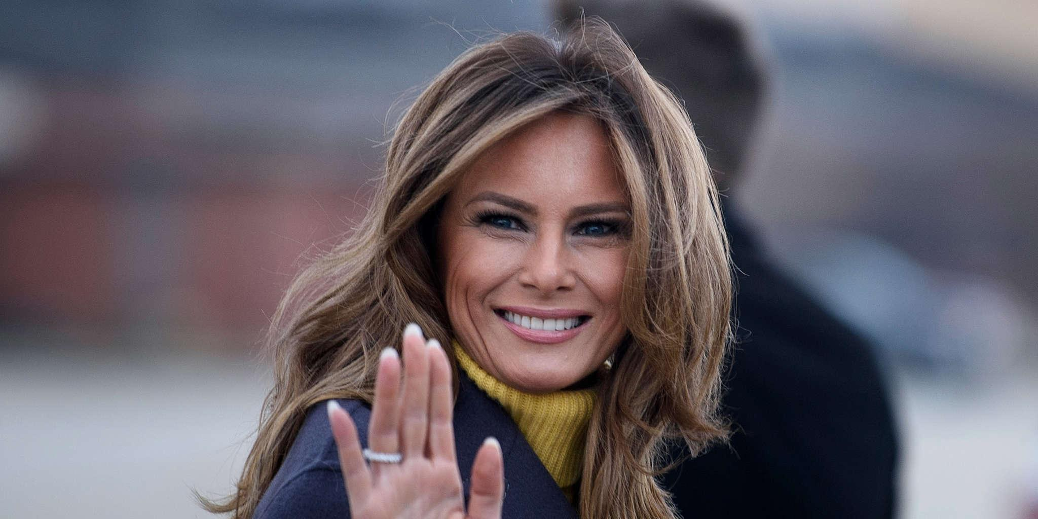 Melania Trump - Author And Former BFF Of The FLOTUS Reveals How She Justified The Separation Policy Of Kids From Parents At The Border!