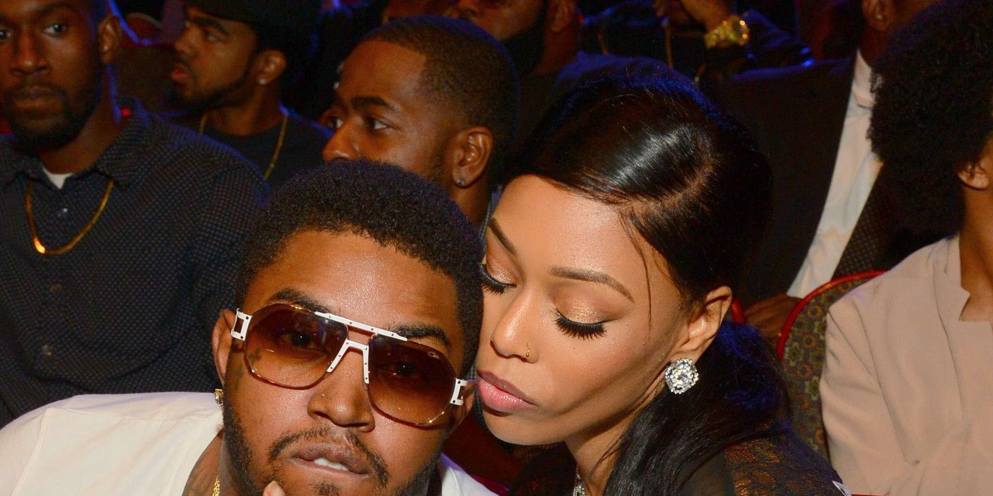 LIl Scrappy And Bambi Benson Welcome Their Second Child! See The Photo