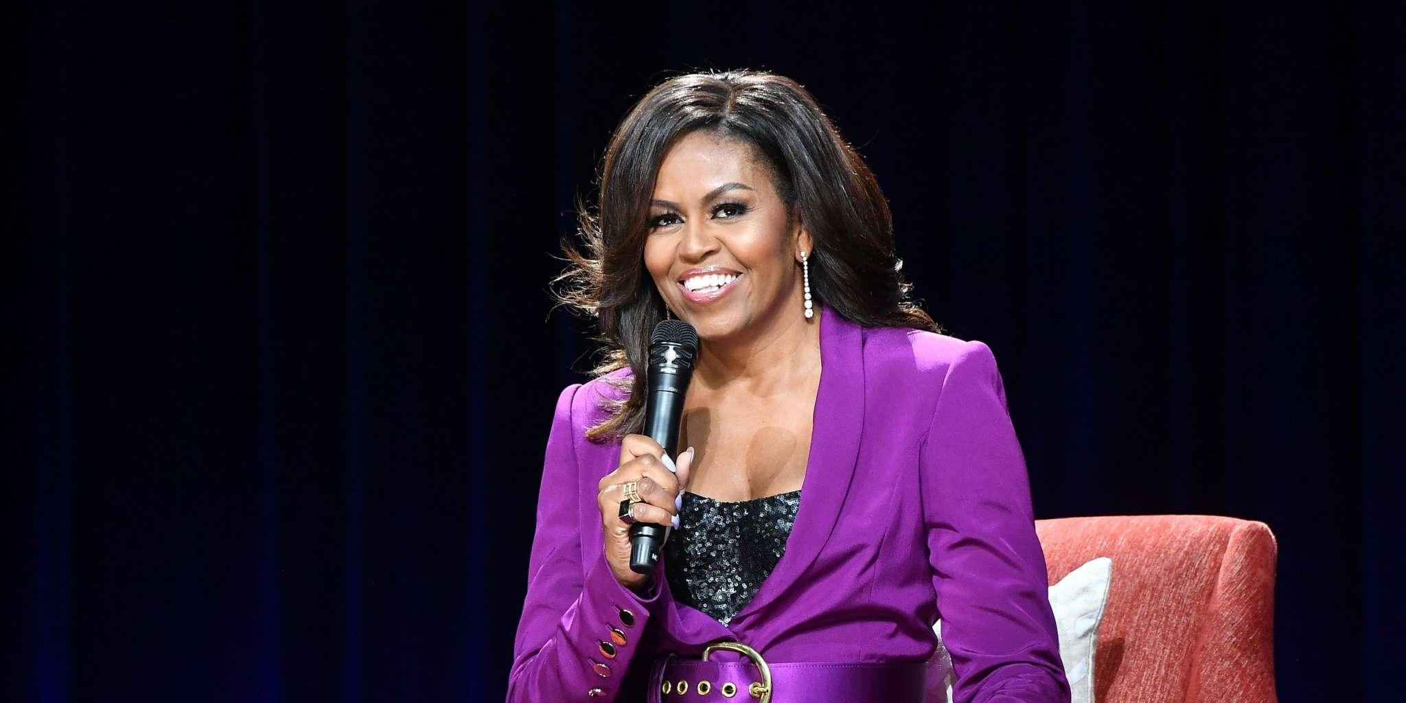 Michelle Obama Gets Real About Experiencing Depression