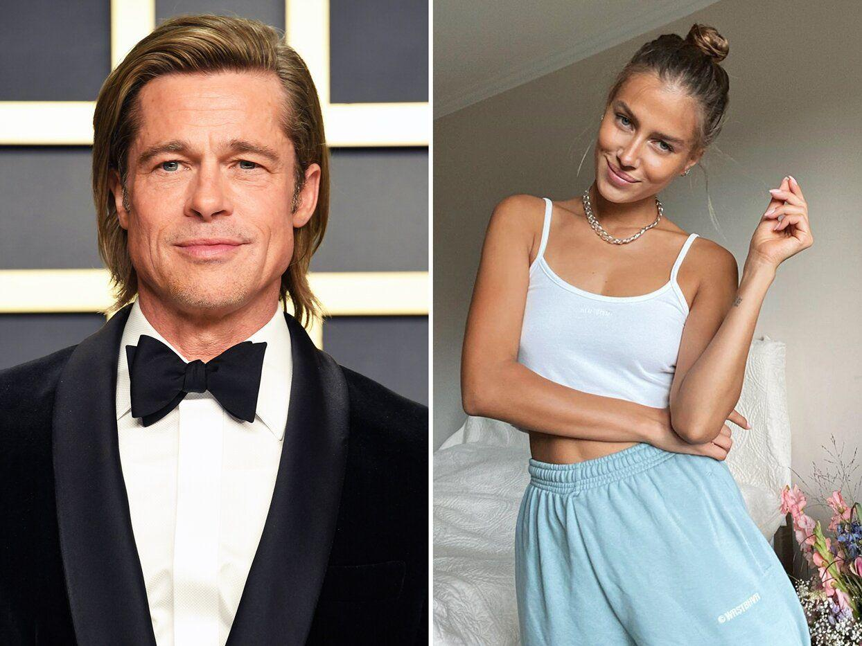 Brad Pitt And Nicole Poturalski - Here's How They Met And More Amid Dating News!