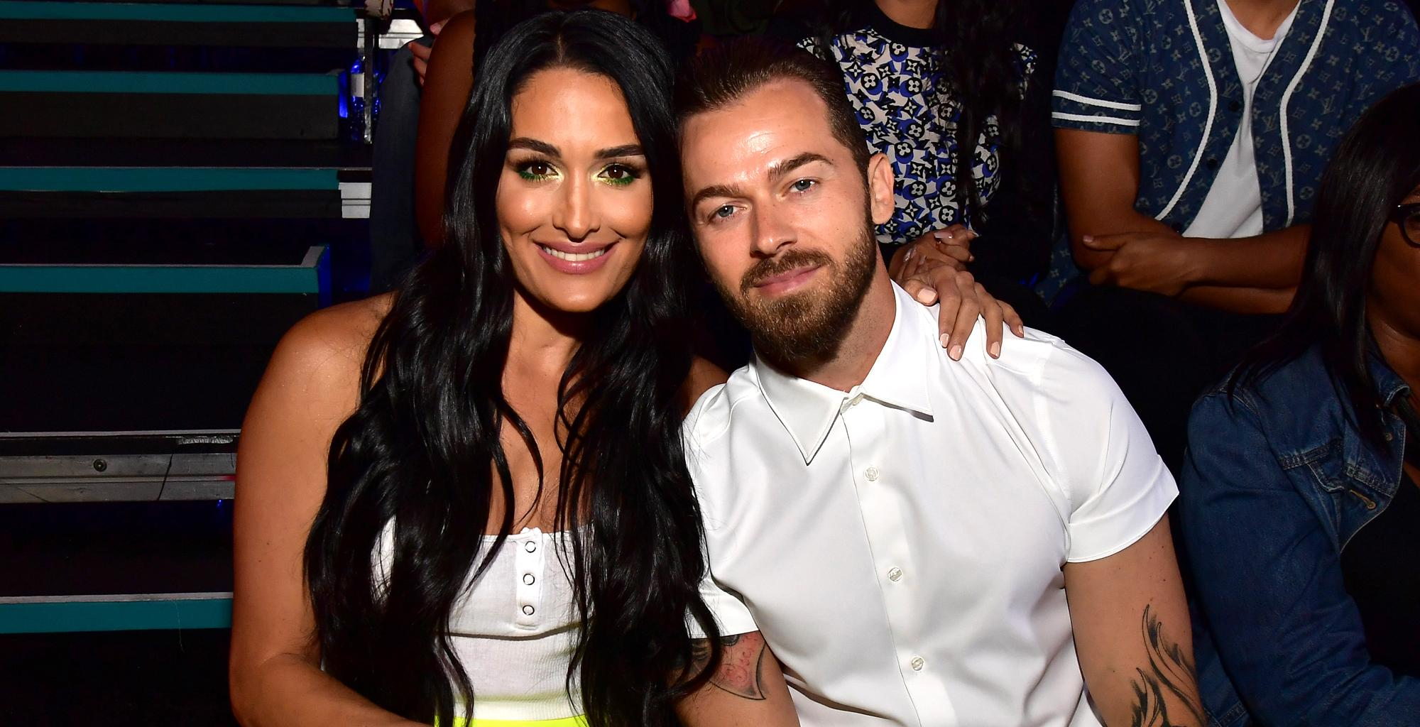 Nikki Bella Returns To Social Media 2 Weeks After Giving Birth - Tells Fans She's 'Never Cried' So Many Happy Tears Before Becoming A Mom!