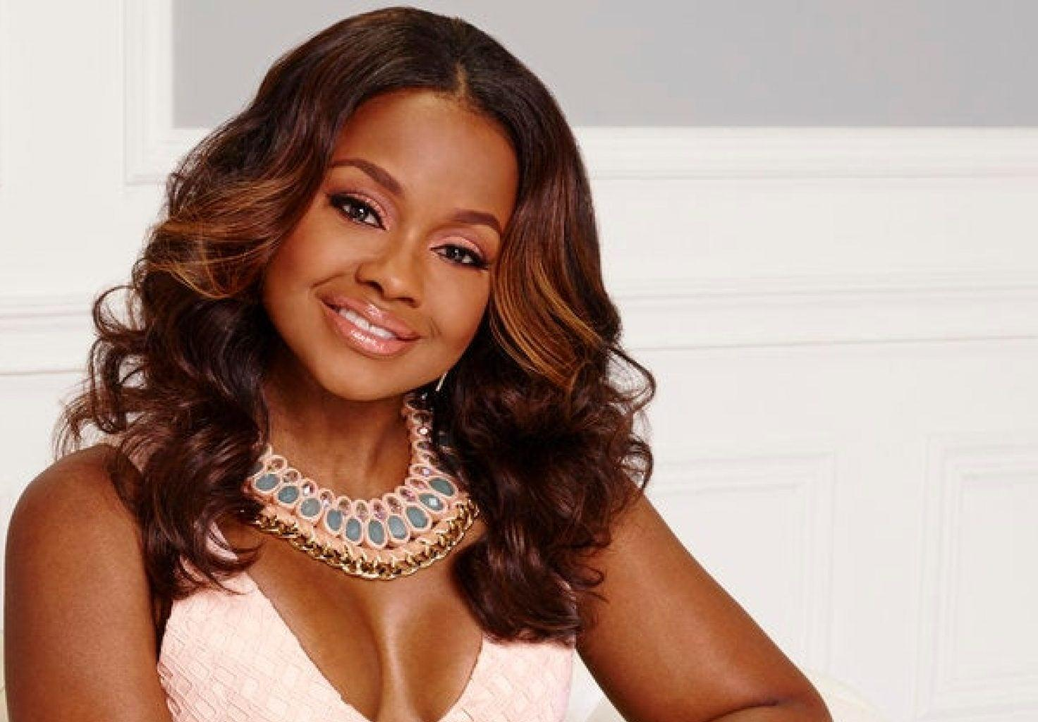 Phaedra Parks Shares A Clip Featuring The Late Chadwick Boseman - Fans Are In Tears