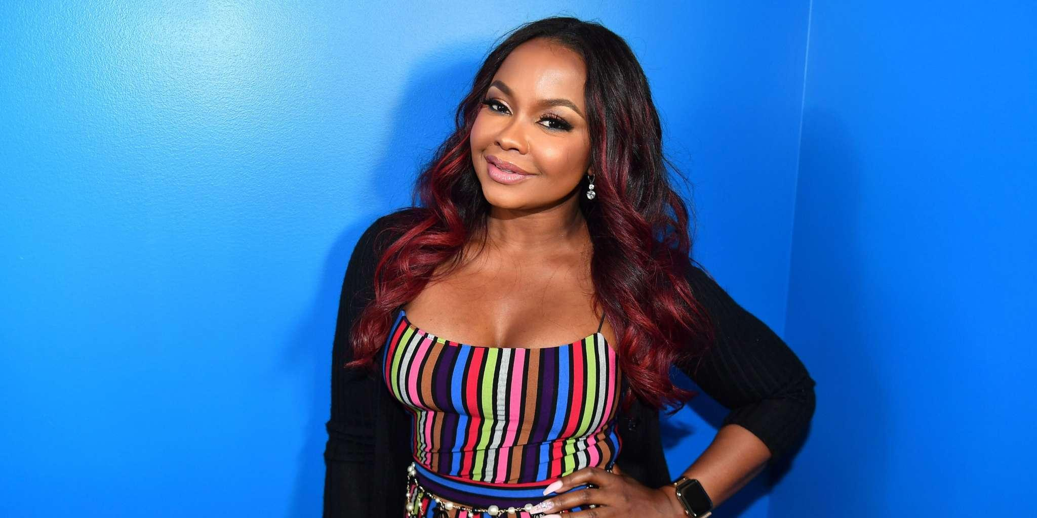 Phaedra Parks Celebrates Her Brother's Birthday - See The Gorgeous Photo She Shared To Mark The Event