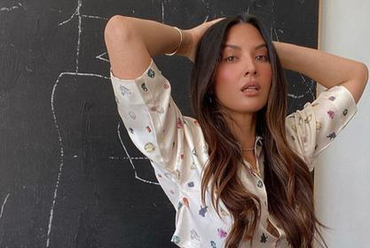 Olivia Munn Is Sensational In Christine Alcalay As She Pokes Fun Of Herself In Humorous Photos